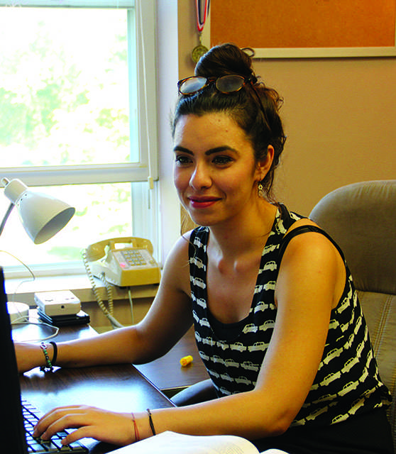 Atav is currently working on her Ph.D. from Binghamton University, all while teaching marketing courses at Mercyhurst.