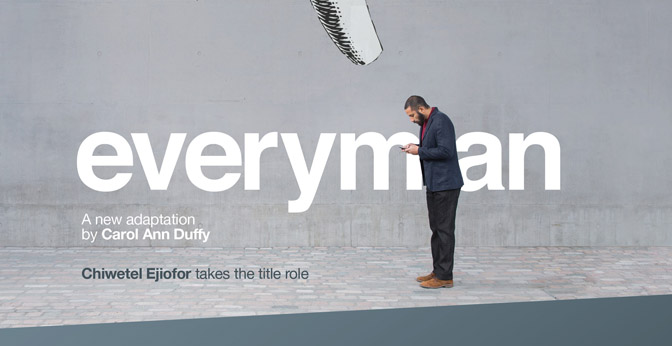 "Mercyhurst welcomes the National Theatre Live film series with the showing of the movie ""Everyman"" in the PAC."