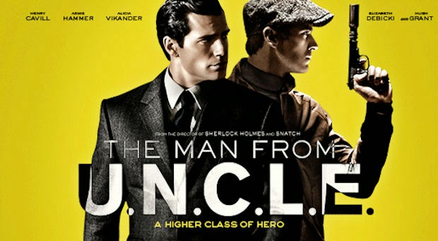 """The Man from U.N.C.L.E"" thrills audiences and redefines the modern definition of the spy flick."