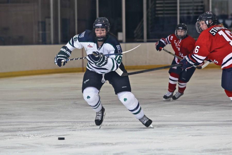 Women's hockey's dominant forward