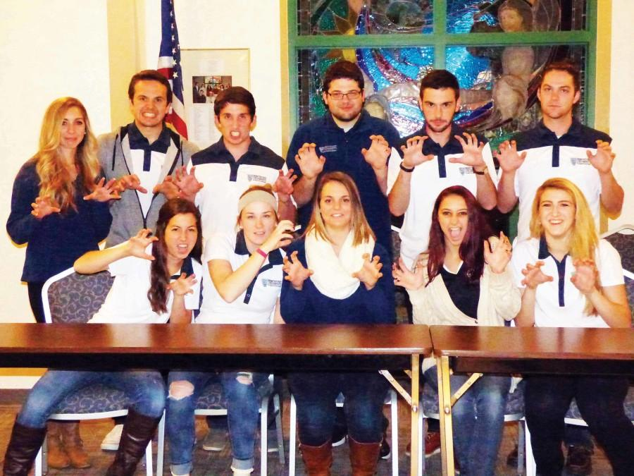 Eleven members of Mercyhurst Student Government will be taking the plunge, alongside 10 more of their fellow Lakers.