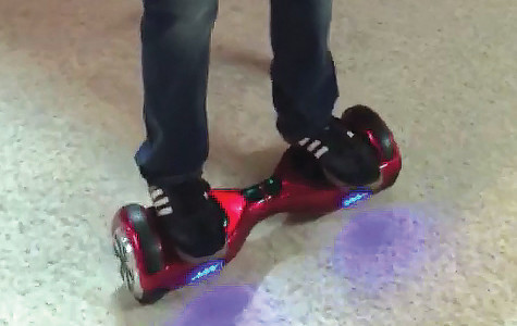 Mercyhurst changes policy  regarding 'hoverboard' devices
