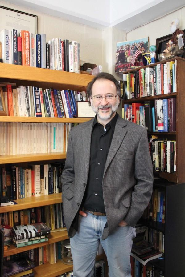 Chris Magoc was invited by the ABC-CLIO publishing company to write an encyclopedia on American imperialism and expansion.