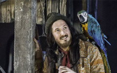 Sail over to the PAC for 'Treasure Island'