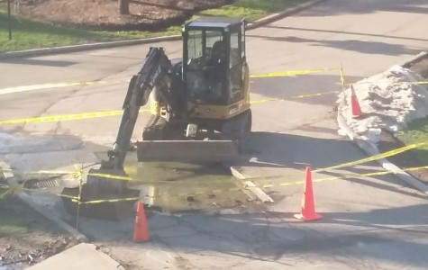 Water main break causes cancellations