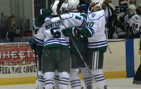 Hockey freshmen stepping up