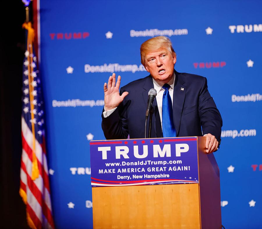 Republican presidential candidate Donald Trump has been one of the most controversial figures of the race.