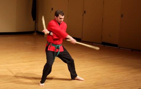 Students revive martial arts club