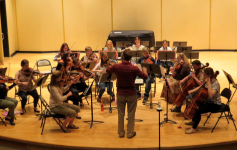 Orchestra debuts May 13