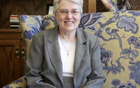 Sister Pat leaves Registrar