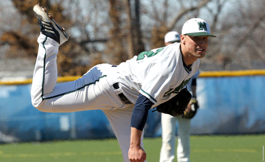 Dan+Altavilla%2C+former+standout+from+Mercyhurst%2C+got+promoted+by+the+Seattle+Mariners+to+play+in+their+A-team