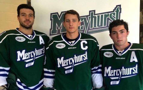 Mercyhurst men's ice hockey announces new captains