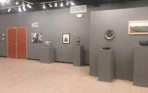 Artists showcase their work