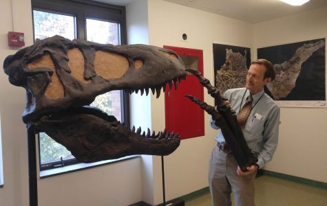 Cretaceous Park stomps into Erie