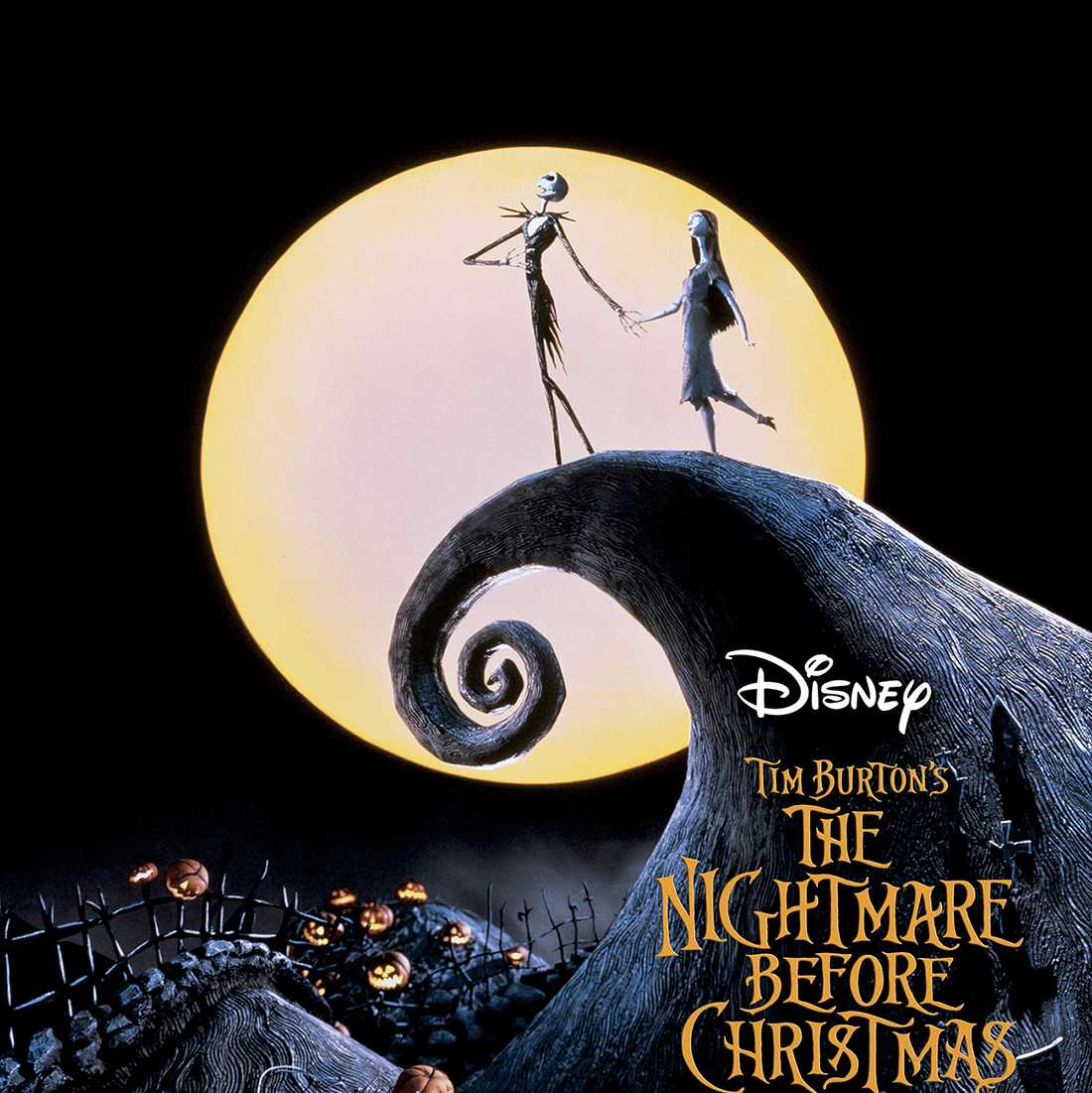 """Nightmare Before Christmas"" is one of Tim Burton's signature films to be featured at Saturday's performance."
