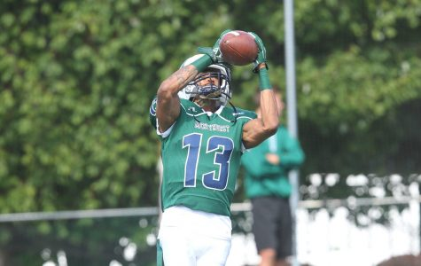 Football bested by Seton Hill University
