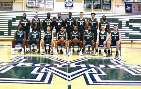Eighth Place ranking for Mercyhurst Men's Hoops in D2CCA Atlantic poll