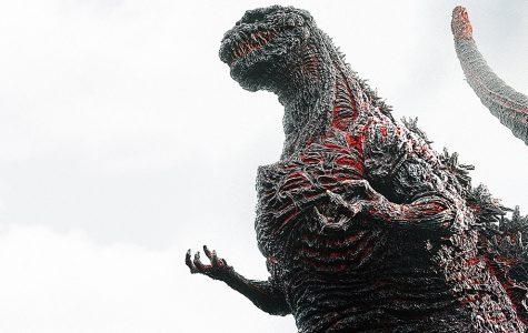 Godzilla strikes again