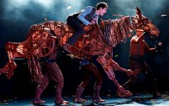 'War Horse' gallops into the Performing Arts Center