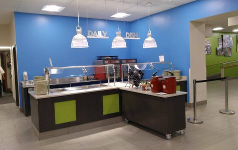 Grotto Commons renovated…again