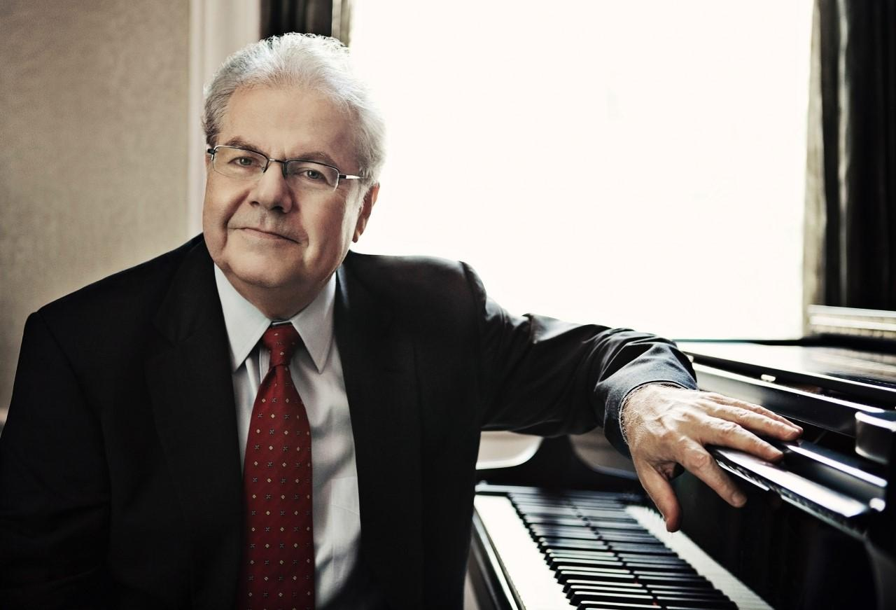 Emanuel Ax, Grammy award-winning pianist, will give a recital and teach Mercyhurst University music students in a masterclass which will all take place at Walker Recital Hall.