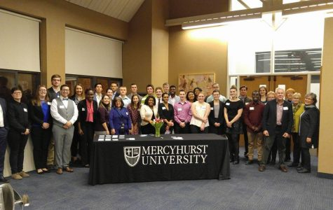 'Hurst trustees meet with students