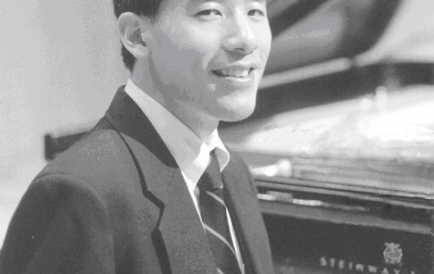 Roche's final event of the season presents pianist Gerald Lee