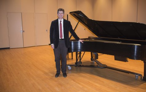 Hess wowed the crowd at his recital