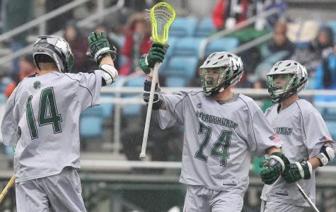 MU men's lacrosse on four-win streak