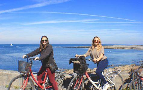 'Hurst students explore Ireland