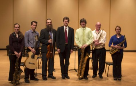Faculty recital awakens series