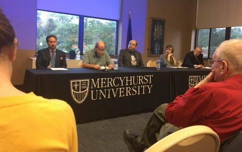 Mercyhurst holds panel to discuss ethics, journalism