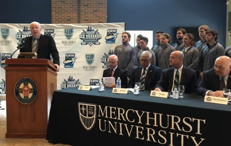Cool news for city: Mercyhurst to host Ice Breaker Tournament
