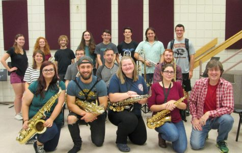 Jazz Ensemble to swing into a new  year with Big Band performance