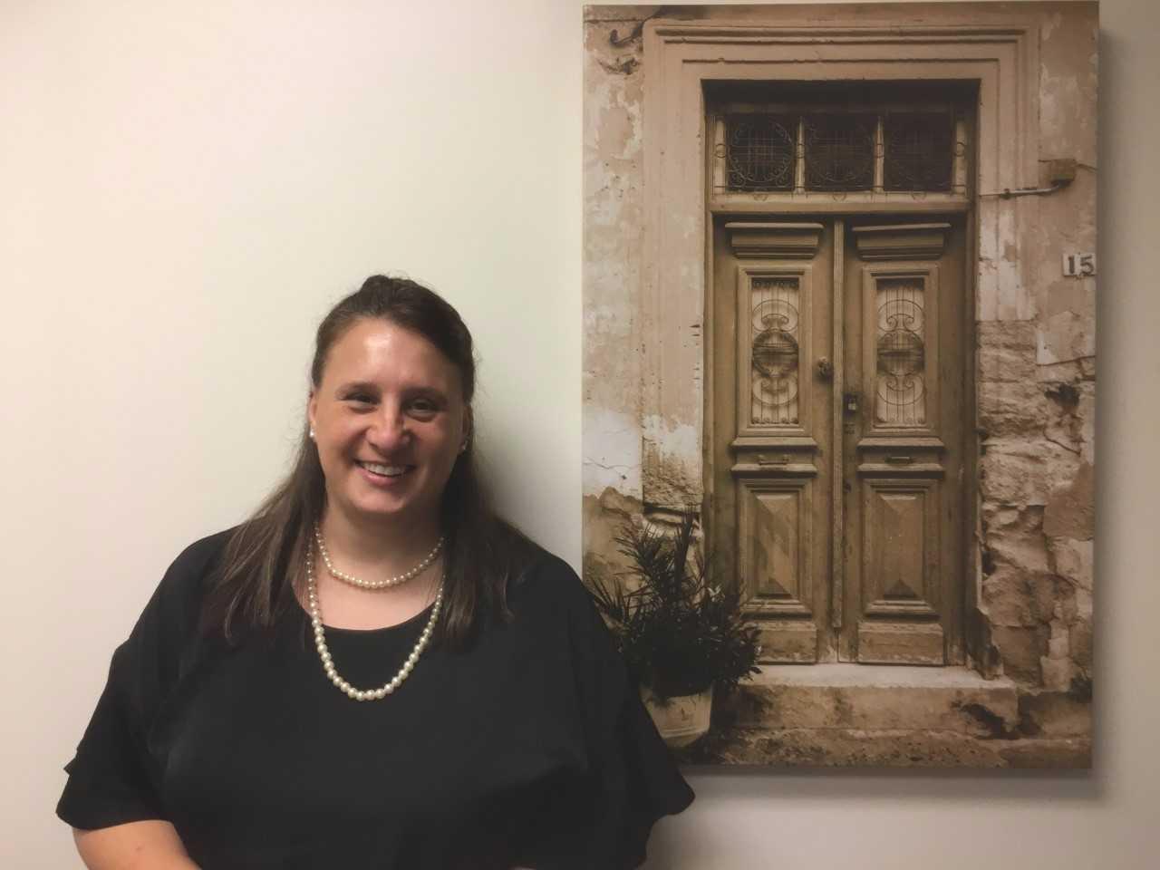LisaMarie+Malischke%2C+Ph.D.%2C+is+a+new+assistant+professor.