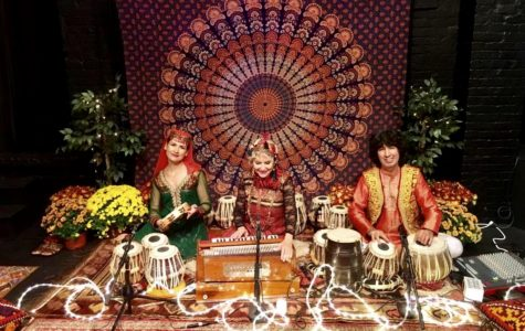 Tabla for Two plays for peace