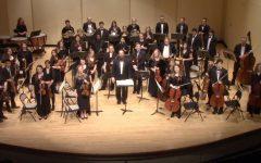 Orchestra celebrates Christmas