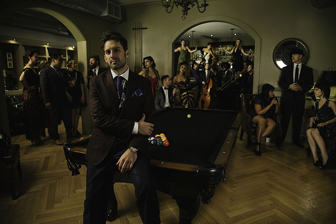 Scott Bradlee's Postmodern Jukebox will be at the Performing Arts Center on Jan. 23 at 7:30 p.m.