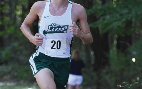 MU XC: taking it in strides