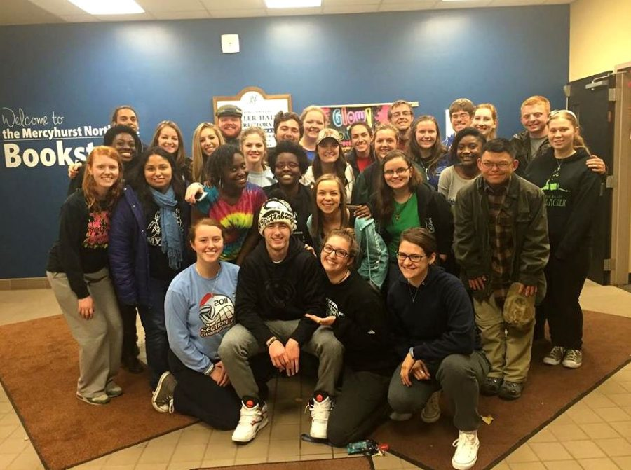 The first LT3 retreat (pictured above) was well attended and widely enjoyed. Students were able to grow in community and experience service in a new way.