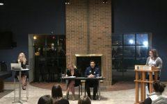 MSG candidates debate