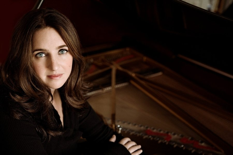 World-renowned concert pianist Simone Dinnerstein will grace the Walker Recital Hall and give a masterclass to students. The masterclass is free and open to the public.