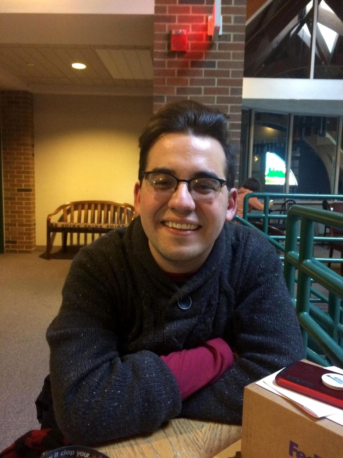 Cole Lowe is excited to travel to Argentina next March as a Fulbright Scholar, where he will improve his Spanish and to bring his teaching skills to those learning English at a college level.
