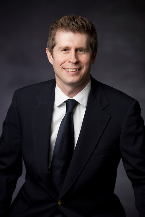 Nathan Hess, D.M.A., will continue the Faculty Recital series on April 25 at 8 p.m. in Walker Recital Hall.