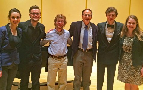 Composers debut new works