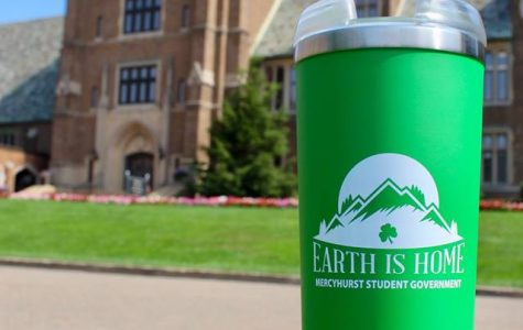 'Earth is Home' goes green