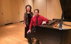 Married pianists 'duo' a recital