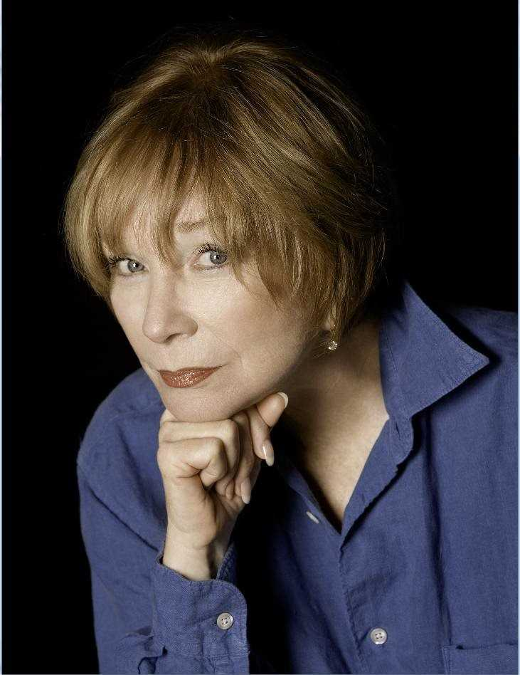 Actress, author and advocate Shirley MacLaine