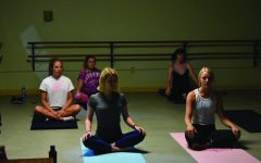 De-stress this semester with free yoga and dance classes