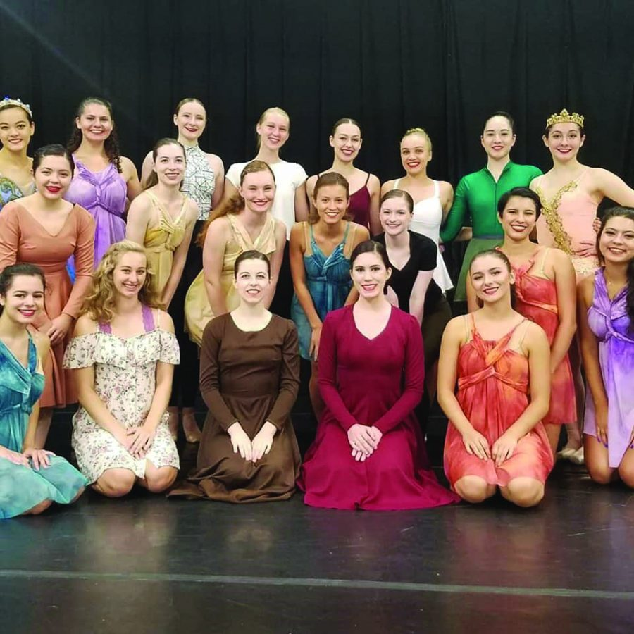 Mercyhurst%E2%80%99s+Dance+Outreach+Team+performed+at+the+LECOM+LifeWorks+Erie+Health+Expo+in+the+community.